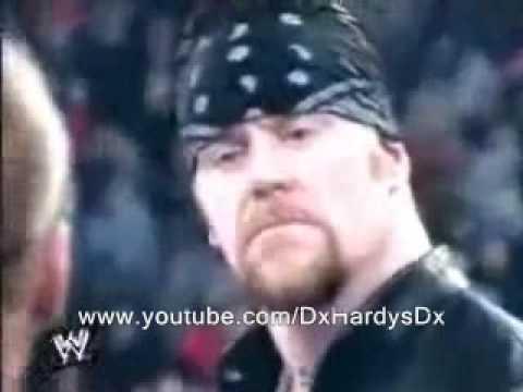 WWE - The Undertaker dead man walking entrance video - YouTube