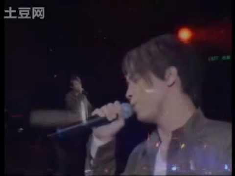 陶喆- 沙灘、Angel、愛很簡單(梅艷�香港演唱會)