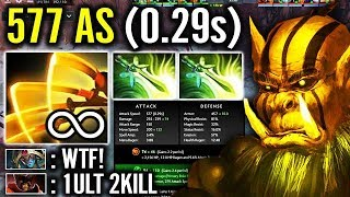 TOPSON CRAZIEST BRUTAL Build Ever - 2x Butterfly Infinite Omnislash 7.20 IMBA Carry Gameplay