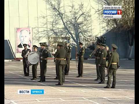 Сегодня -- день внутренних войск МВД России