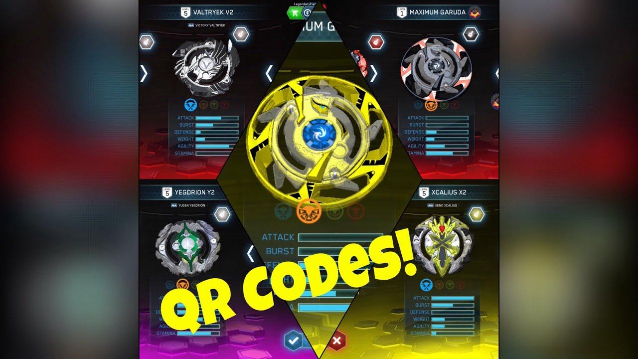 Maximum Garuda Qr Code & New Recolours!