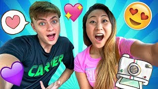 CARTER SHARER AND LIZZY CUTEST MOMENTS!!