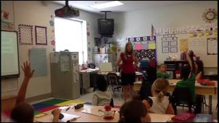 2nd Grade Phonics Lesson 01