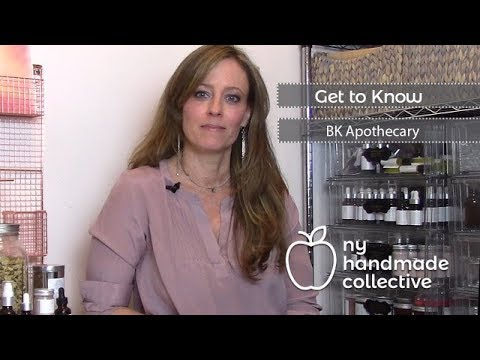 NY Handmade Collective--Get to Know BK Apothecary and Julie DeMaio
