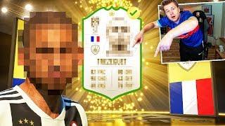 moja pierwsza IKONA w FIFA 19