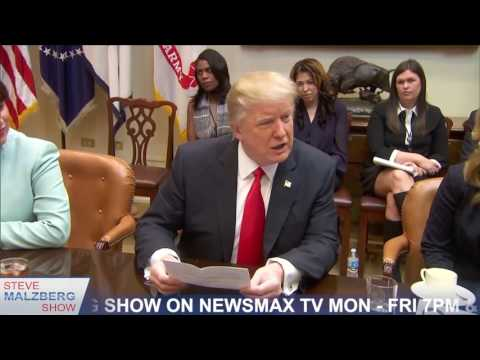 Malzberg | Ron Kessler on White House Press: Hard to believe these are adults asking questions.