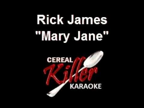 CKK - Rick James - Mary Jane (Karaoke) (Vocal Reduction)