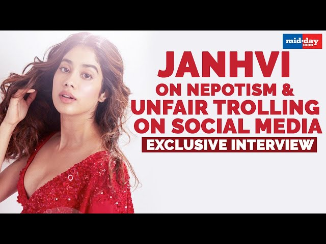 Exclusive Janhvi Kapoor People Said We Are Not Going To Let Gunjan Saxena Have Imdb Rating Of More Than 0 Entertainment