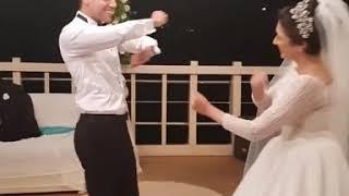 رقص عريس وعروستة حالات واتس تحفة