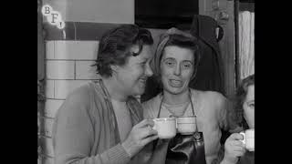 Public wash-house Liverpool (1959) | BFI National Archive