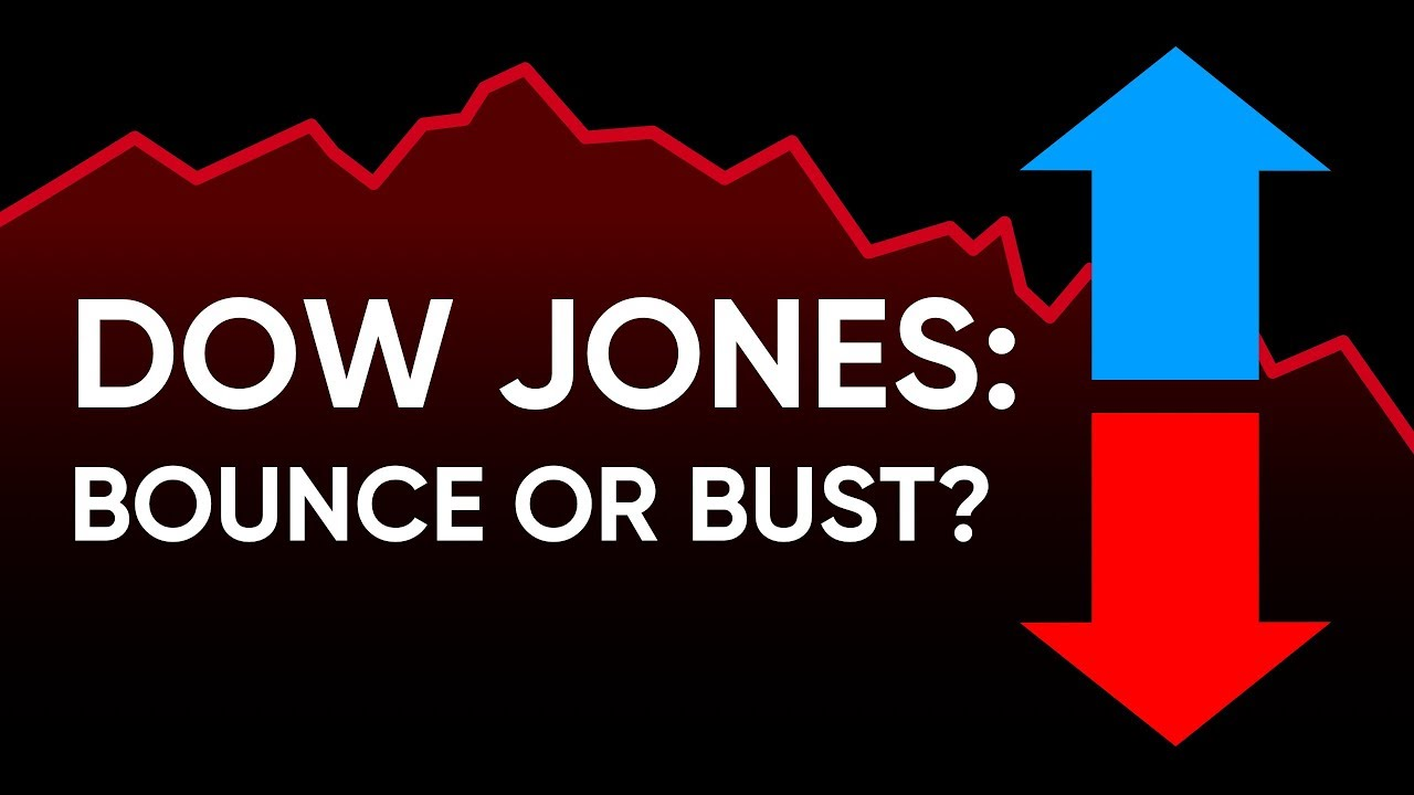 Dow Jones: the worst December since the Great Depression?