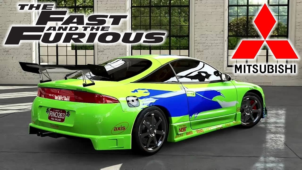 mitsubishi eclipse rs 2g the fast and the furious youtube mitsubishi eclipse rs 2g the fast and the furious