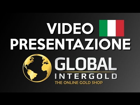 Global InterGold Presentazione ITALIANO (subtitles in ENG, ESP-SPA DEU FRA JAP)
