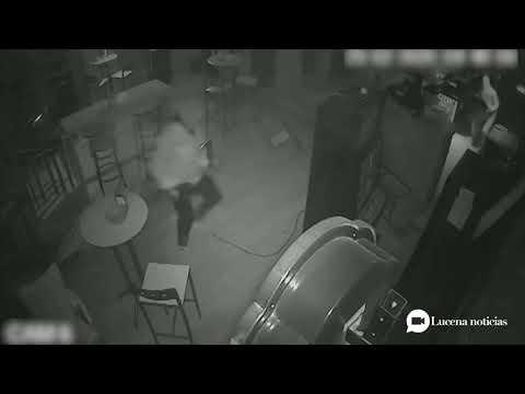 VÍDEO: Operación Corium: La Guardia Civil detiene en Lucena a miembros de un grupo que robaba en bares y áreas de servicio