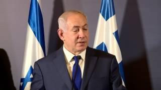 PM Netanyahu at Holocaust Museum Site in Thessaloniki