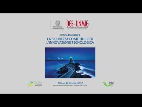Offshore - Milano - Introduzione Dott. Besseghini e presentazione Di Gregorio