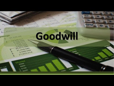 Long-Term Assets: Intangible Assets - Goodwill Example
