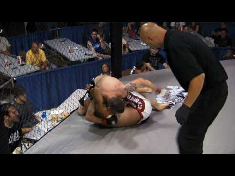 Mike Eikenberry vs. Jeremy Craig -=- Colosseum Combat XIII 6/26/2010
