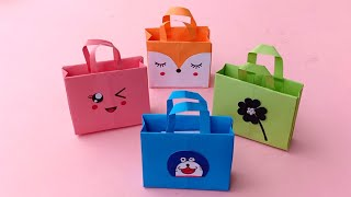 Origami Paper Bag l How to mak…