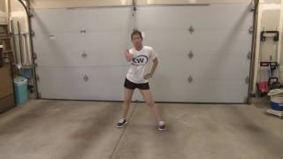 Justin Timberlake Can't Stop the Feeling easy dance choreography fun to learn tutorial step routine
