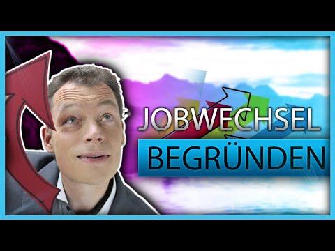 Jobwechsel Begründen: Sag DAS (Vorstellungsgespräch)