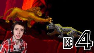 Leopards? - The Lion King || Sega Genesis | FaceCam Sundays