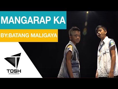 Batang Maligaya - Mangarap Ka [Official Music Video]