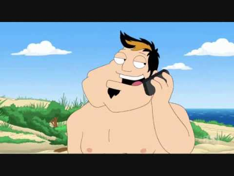 "American Dad! - Every TBS ""shit"" so Far (Version 2)"
