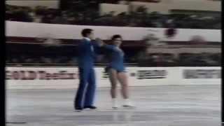 Ludmilla Pakhomova & Alexander Gorshkov 1973 World Figure Skating Championships FD