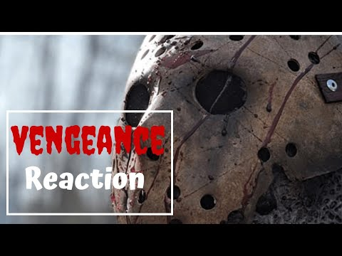 Jason Reacts to Friday the 13th: Vengeance Fan Film Theatrical Trailer #1