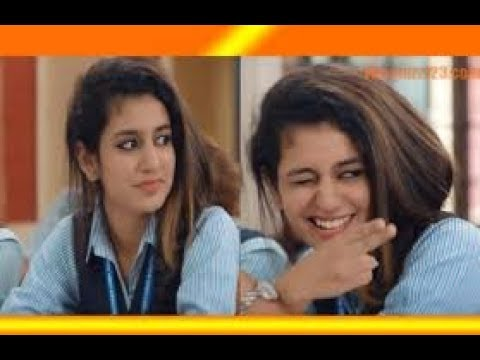 Priya Prakash VIRAL NEW VIDEO Full Video HD | New sensation on internet