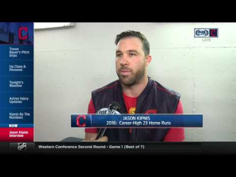 Jason Kipnis looks to be an all-around player for the Cleveland Indians