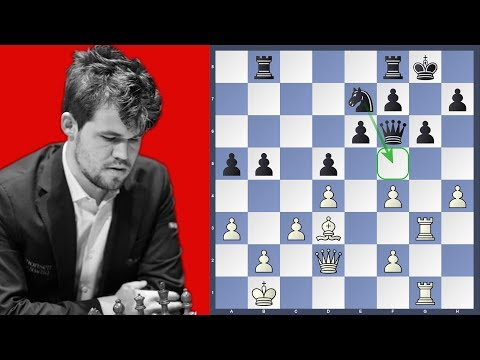 Dr Nykterstein (aka Magnus Carlsen) and his classical technique | 11th Lichess Titled Arena