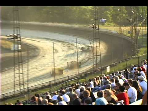Miley Motor Sports / Pittsburgh's PA Motor Speedway - Super Late Models - 7-9-11