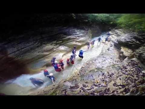Damajaqua Cascades (27 Waterfalls) Puerto Plata, Dominican Republic