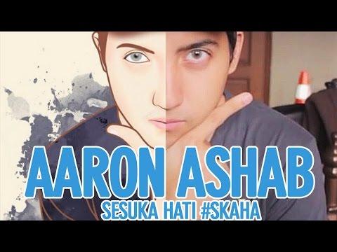Lirik Aron Ashab - Sesuka Hati #SKAHA