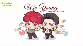 [VIETSUB][CHINESE VERSION] WE YOUNG - CHANYEOL x SEHUN