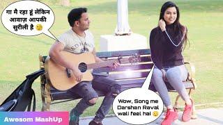 Darshan Raval Special Randomly Singing Mujhe Peene Do Reaction Prank-Arijit Singh |Siddharth Shankar