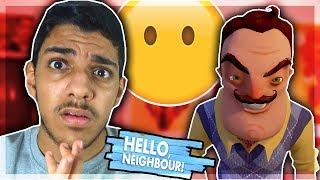 5# الجار الكريييييه🏠...(صار شيء غريييييب😶💔).!!! Hello Neighbor I
