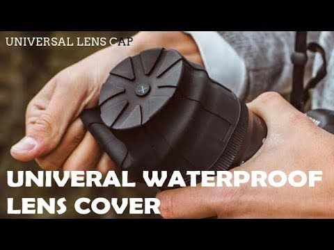 Camera lens cover - dslr lens hood best 2019 budget.