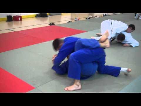 Newaza #1 - WWU Judo