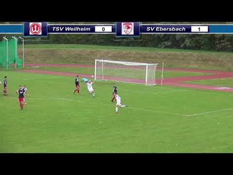 TSV Weilheim vs TSV Ebersbach 2:2