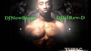 2Pac ft. The Game - Dear Anne (DJNewBoost Collab)