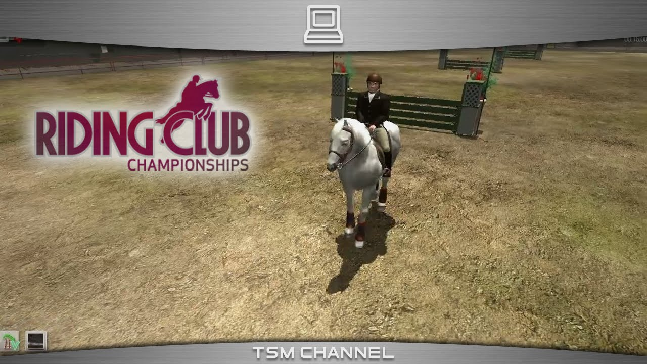 Riding Club Championships (part 1) (Horse Game) - YouTube