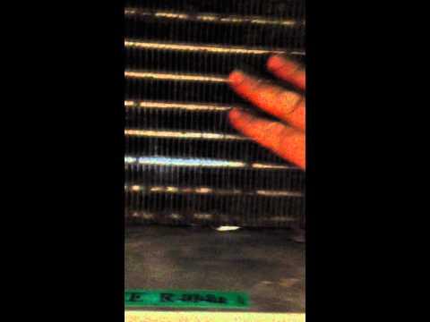 Vending Machine Repair (Vendo Not Cooling)