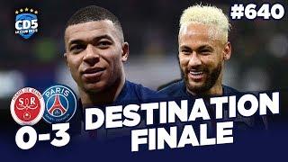 Reims vs Paris SG (0-3) / Juventus VS Roma (3-1) - Débriefs / Replay #640 - #CD5