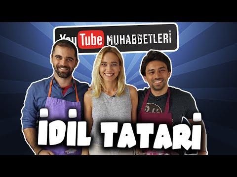 İDİL TATARİ - YouTube Muhabbetleri #13
