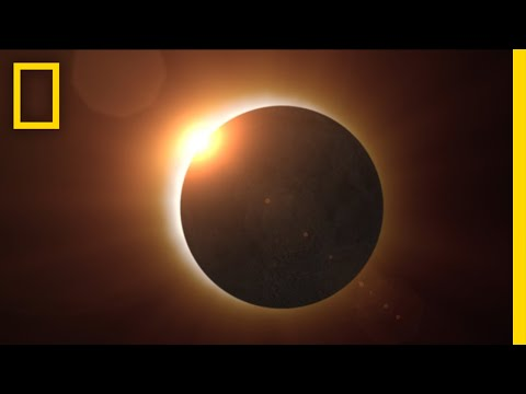 Thumbnail: Solar Eclipse 101 | National Geographic