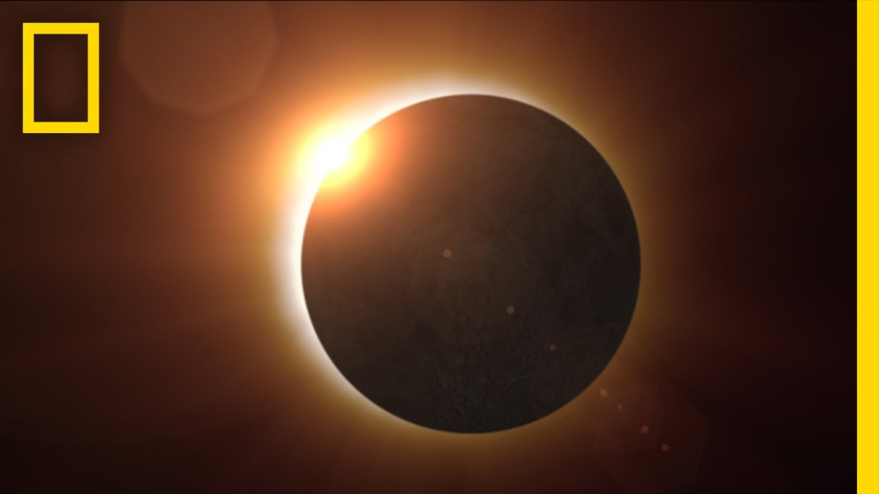 How much do you know about the total solar eclipse?