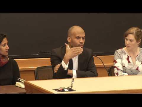 HHRJ Spring Symposium Panel 1: Police Violence against Ethnic/Racial Minorities
